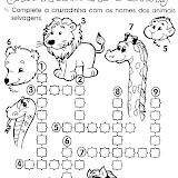 Alfabetização Divertida - 6 e 7 anos - Vol 4 pág 33.JPG