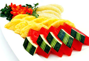 TRÁNG MIỆNG (Dessert) TRÁI CÂY (Fruits)