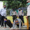 Dalam Sehari, 203 Orang Terjaring Operasi Yustisi di Jombang