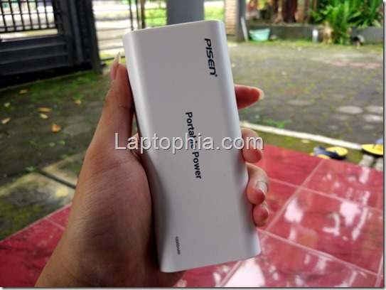 Impresi Awal Pisen Portable Power 10000mAh