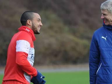 Arsenal boss reveals importance of 'big-game player' Walcott