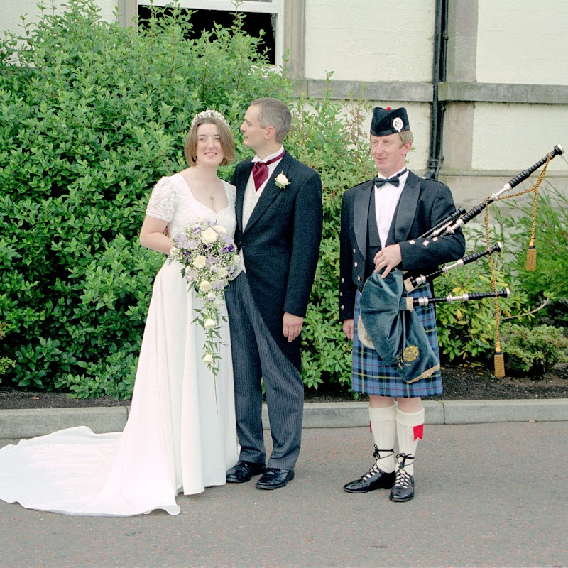Weedons_06 Weedons Wedding Couple & Piper.jpg
