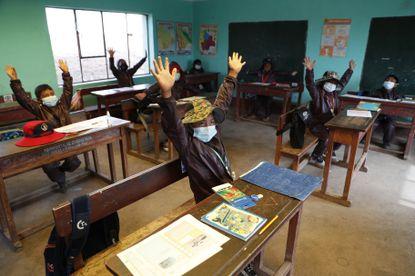 Consulta de U-Report de UNICEF: 5 de cada 10 estudiantes piensan que la mejor  opción de estudio debe ser semipresencial