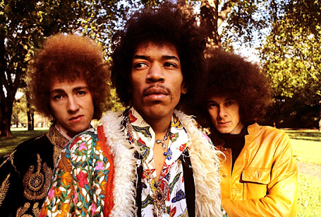 1970s rock band Jimi Hendrix and the Experience