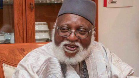 I'm Afraid Nigeria May Collapse Soon, We need to dialogue with IPOB, Miyetti Allah, N'Delta Militants and Shiites, the heat is too much for us to bear -  Abubakar others cries out At peace summit