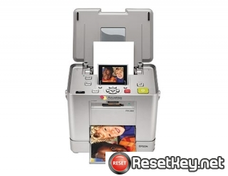WIC Reset Utility for Epson PM280 Waste Ink Counter Reset
