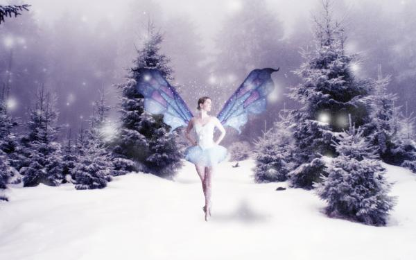 Dance Of The Sugar Plum Fairy, Fairies Girls