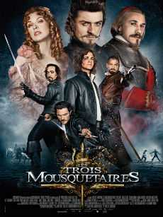 The Three Musketeers - Ba Người Lính Ngự Lâm