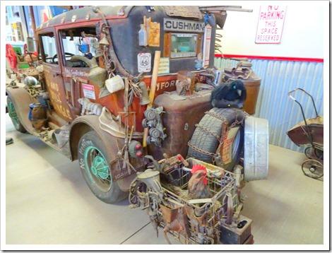 Dwarf Car Museum