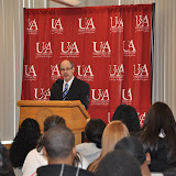 U of A System President Dr. Donald Bobbitt Visit - DSC_0237.JPG