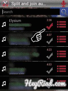 tentu pernah berpikir bagaimana untuk mengedit lagu favorit di gadget android anda terseb Cara Memotong & Menggabungkan Lagu MP3 Di Android