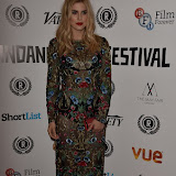 OIC - ENTSIMAGES.COM - Ashley James at the Taking Stock Premiere at the Raindance Film Festival  London 4th October 2015  Photo Mobis Photos/OIC 0203 174 1069