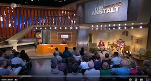 Die Anstalt, Bild aus Video.