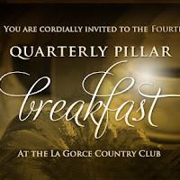 Fourth Quarterly Pillar Breakfast
