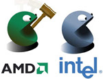 AMD vs Intel Intel vs AMD   Top procesoare, februarie 2012