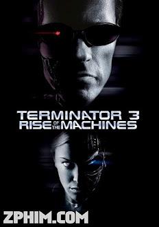 Kẻ Hủy Diệt 3: Người Máy Nổi Loạn - Terminator 3: Rise of the Machines (2003) Poster