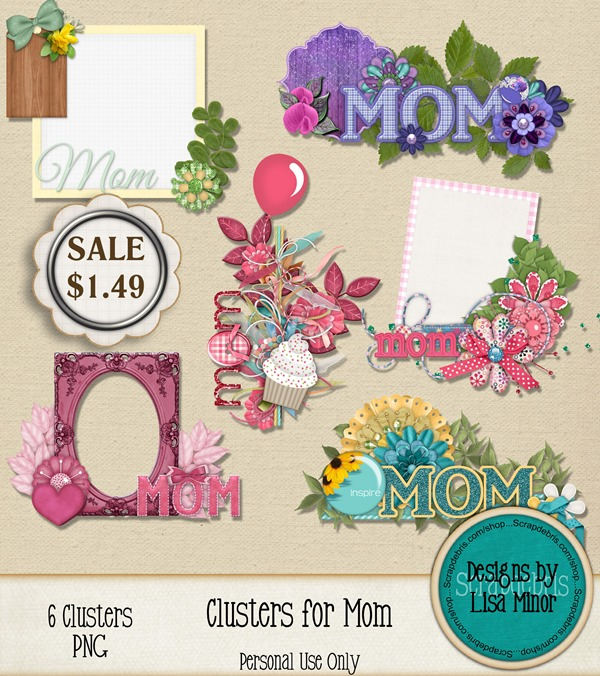 sale_lisaminor_clustersformom
