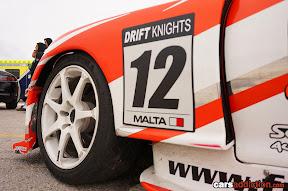 Drift Knights Malta No.12