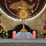 Gx Chầu Thánh Thể thay Giáo phận