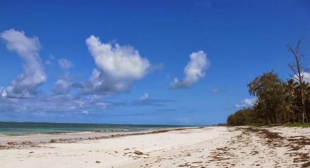 Férias em Diani Beach - Férias no Quénia