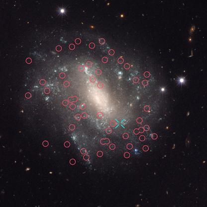 galáxia UGC 9391
