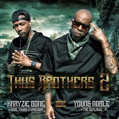 Thug Brothers 2 Final Artwork
