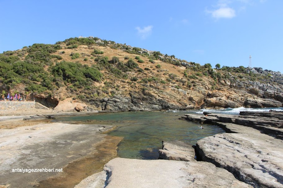 Koru Plajı Doğal Havuzlar