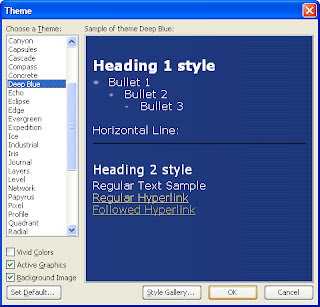 themes in microsoft word 2003 microsoft office support