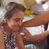Primeiros idosos são vacinados contra a Covid-19 em Jaguaribara; 100 pessoas já foram vacinadas no total