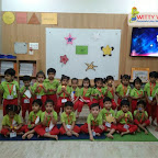 Star day Celebrated by Nursery Afternoon Section at Witty World, Chikoowadi (2018-19)