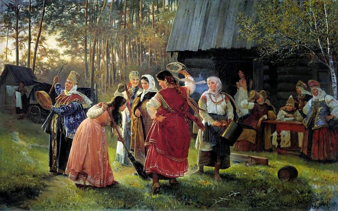 Alexey Korzukhin - Hen-party