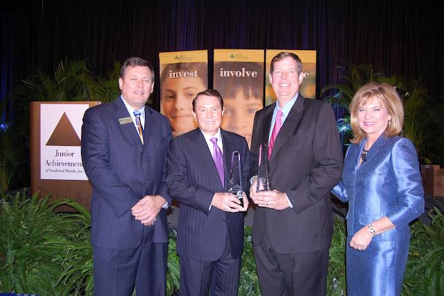 David Hall, George G. Beasley, Theo Etzel and Victoria Stephan