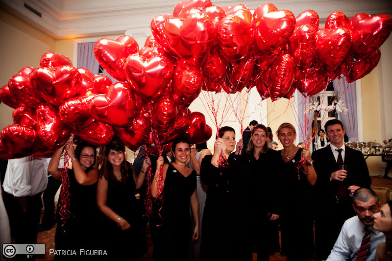 Foto de casamento 3227 de Paula e Bernardo. Marcações: 16/10/2010, Casamento Paula e Bernardo, Rio de Janeiro.