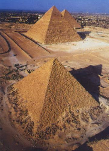 Ancient Egyptian Pyramids At Dahshur Part 5