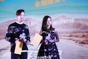 2015.06.10[Khuấy Đảo Hollywood] Công bố ca khúc chủ đề phim-Triệu Vy-Chung Hán Lương (Clip phụ đề)