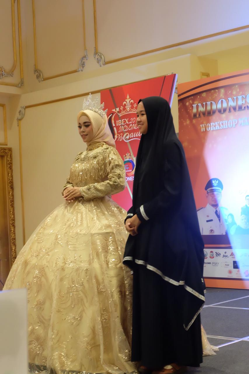 Fashion Show Wedding and Beauty Shape  di Hotel Myko Makassar
