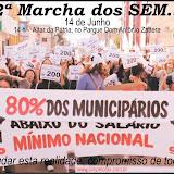 SIMPelotas convida - 2a Marcha dos SEM