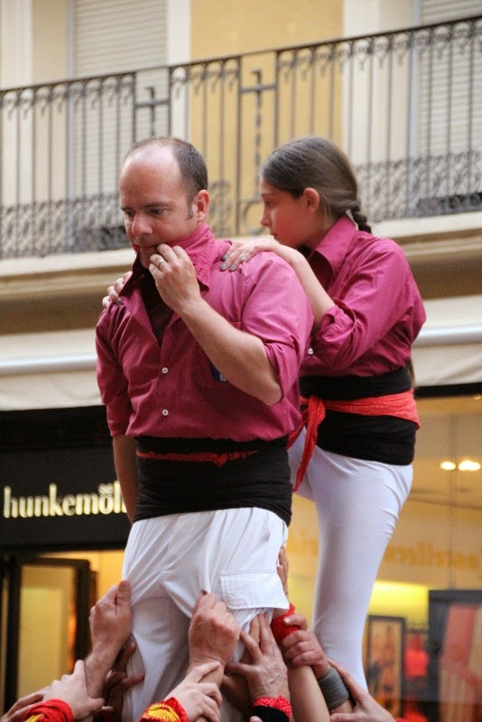 Actuació 20è Aniversari Castellers de Lleida Paeria 11-04-15 - IMG_9019.jpg