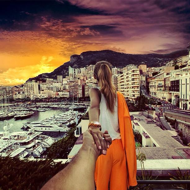 #執妳之手帶妳環遊全世界:以《Follow me》為主題拍出創意旅行照 16