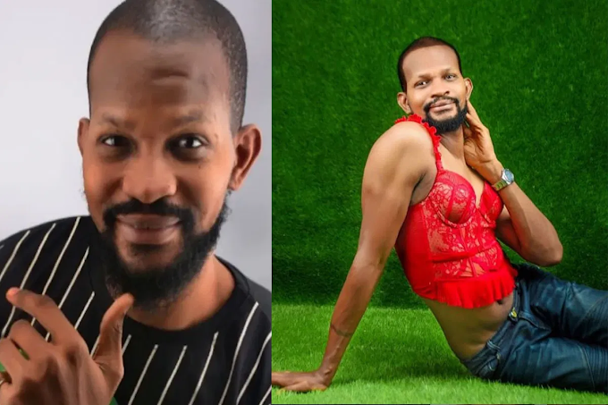 Actor Uche Maduagwu Denies Being Gay After Months Of Parading Himself As One