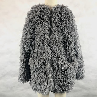 *SALE* Stella McCartney 8yrs Shaggy Coat