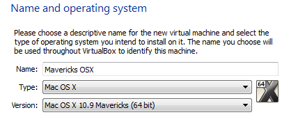 Beri nama komputer virtual anda