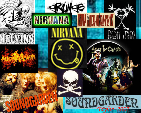 LADIES GRUNGE: LADIES GRUNGE  Grunge