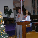 Sisters of the Covenant Christmas Celebration