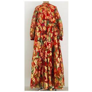 Oscar de la Renta Boutique Vintage Dress