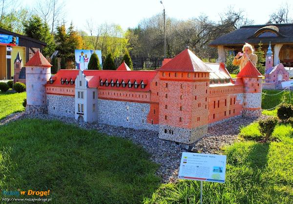 Kaszubski Park Miniatur Strysza Buda - Zamek Krzyżacki Bytow