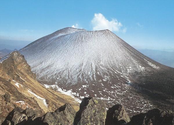 núi asama