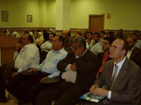 Conferencia Dr. Majed al Zeer. Abril 2006