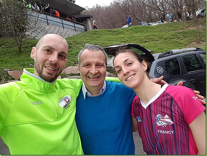 Beppe, Italo e Francy