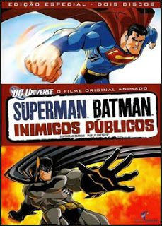 Download - Superman & Batman - Inimigos Públicos - DVDRip AVI Dual Áudio